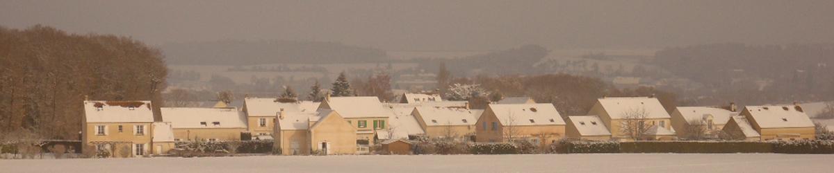 Hodent sous la neige (diapo)